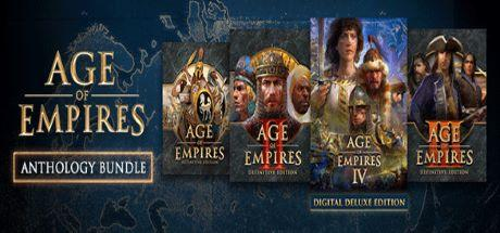Age of Empires Anthology Cover